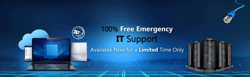 IT-Support-Banner