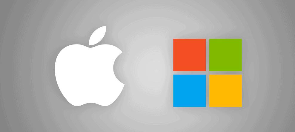Apple-vs-Microsoft
