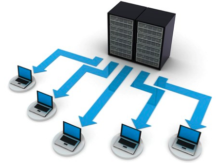 IT infrastructure for Hotel