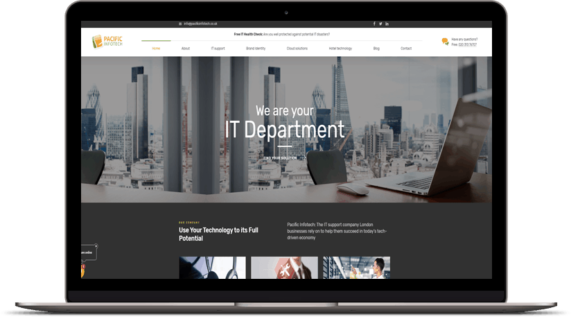 Website Design Company London